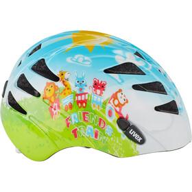 UVEX Kid 1 Helm Kinder friends train